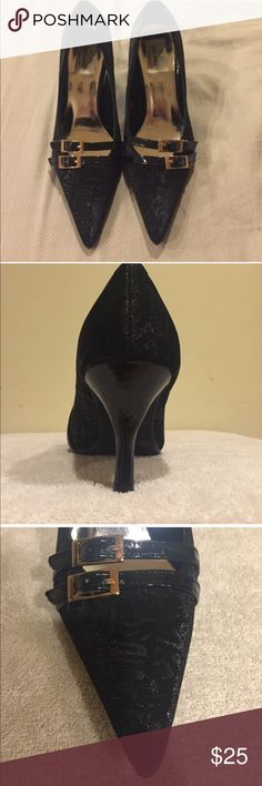 Lovely Kitten Heels Brand new!.. very cute.. goes with any outfit 😍 Shoes Heels