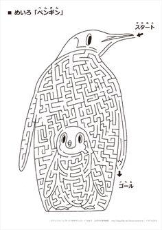 迷路 「ペンギン」