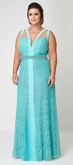 Vestido renda Austen