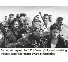 Old School Hip Hop Is Black History To