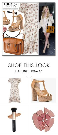 """""""The new pretty"""" by leathersatchel ❤ liked on Polyvore featuring Denim & Supply by Ralph Lauren, MICHAEL Michael Kors and Charlotte Tilbury"""