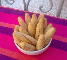 Colines de harina de garbanzos con Thermomix Pan Sin Gluten, Gram Of Sugar, Pan Bread, Corn Starch, Vegan Baking, Potatoes, Gluten Free, Keto, Banana