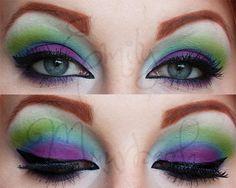 Trickmetolife - green blue purple