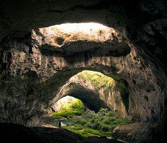 Devetaki cave, Bulgaria. By Aurel Manea