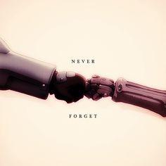Nunca se esqueça