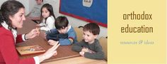 Awesome blog for Orthodox homeschoolers! Resources and activities galore.