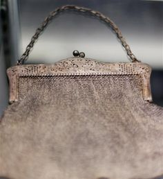 Purse from the Titanic