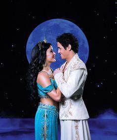 #lieberDschinni ich wünsche mir... einen unvergesslichen Abend mit meinen Eltern, meinem Bruder und meinem Liebsten zu verbringen!  Um dich und Aladdin live im neuen Musical zu erleben ❤️