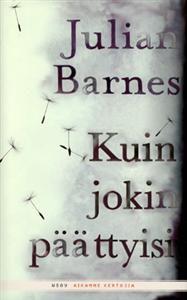 Julian Barnes: Kuin jokin päättyisi - varaa HelMetissä: http://haku.helmet.fi/iii/encore/record/C|Rb2060213