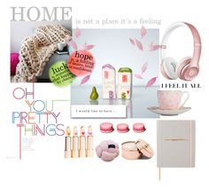 """""""Oh you pretty things"""" by sanivitez on Polyvore featuring interior, interiors, interior design, dom, home decor, interior decorating, Wedgwood, Beats by Dr. Dre, OK Design i Once Upon a Time"""