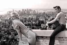 Marilyn and Elvis