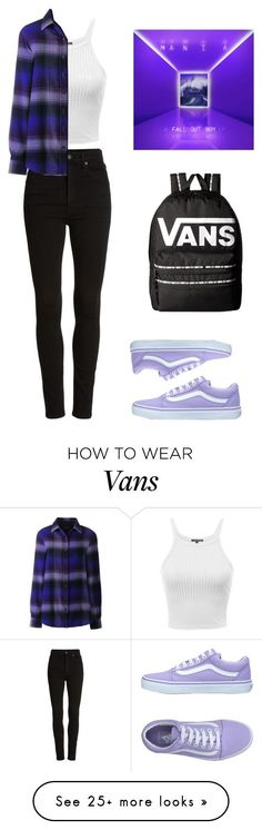 eau de résistance by lukeisalibero on Polyvore featuring Citizens of Humanity, Lands End and Vans