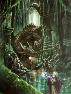 Black dragon by ~Nordheimer on deviantART