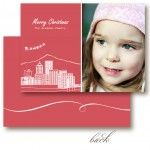 Portland Holiday Card  Custom made stationary by The Card Bar http://184.171.241.196/~thecb/index2.php?v=v1#!/Home