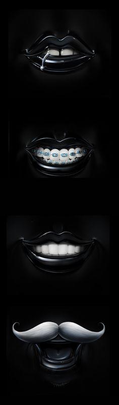 "Concept para Campanha ""Net Now"".  Advertising Campaign Concepts."