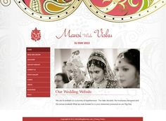 Wedding Websites - Create Free Wedding Website | WeGettingMarried.com