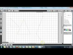 ▶ Silhouette Cameo - Basic Shapes Part 2 - YouTube