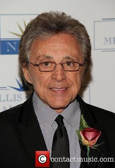 Frankie Valli. Such a class act, and so handsome!!
