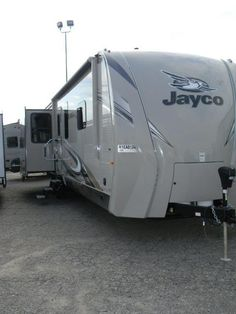 Cool  Jayco Travel Trailers Travel Trailer Interior Travel Trailer Remodel