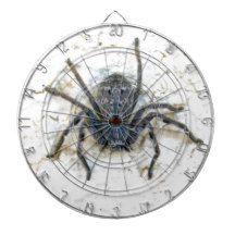 Big_Female_Huntsman_Spider,_ Dart Boards