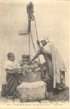 Puit à Sidi Boumedienne. Tlemcen