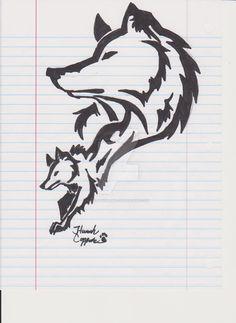 Wolf Running Spirit Tattoo by Okamikurama on DeviantArt 3d Wolf Tattoo, Spirit Tattoo, Small Tattoos, Moose Art, Deviantart, Running, Artist, Animals, Free