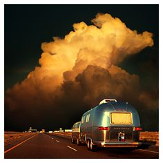 Airstream.  don't know who the photographer and/or artist was here but i'm in awe.