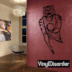 Volleyball Wall Decal - Vinyl Decal - Car Decal - CDS007