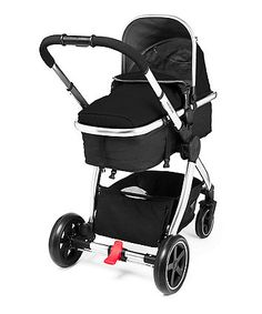 3f0268fc3a7385 Mothercare Journey Chrome Travel System - Black Pushchair Travel System