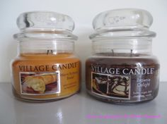 Mon avis sur les bougies Village Candle