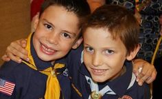 Welcome to Scouts intro letters - parent orientation