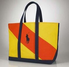 bcbdb92aee99 Polo Big Pony Canvas Tote Bag Ralph Lauren Big Cute Handbags, Cheap  Handbags, Wholesale