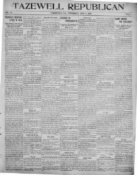 Library of Congress     Newspaper Records   ( free  )
