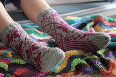 Butterfly socks 2