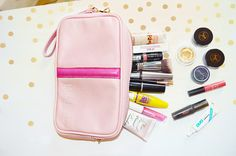 Miami Jetset #makeupbag #ianaheelmonaco #monaco #Beauty #cosmetics