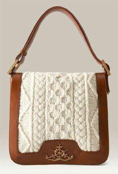 c9e1137d3f Photo. Crochet PursesHandmade BagsLeather Shoulder ...