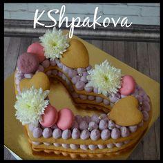 Торт медовый.