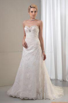 Herz-neck Meerjungfrau Bodenlang Designer Elegante Brautkleider
