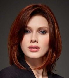 15 Red Bob Haircuts | http://www.short-haircut.com/15-red-bob-haircuts.html