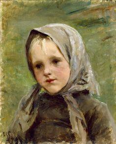 North Europe, Portrait Art, Illustrators, Art For Kids, Helene Schjerfbeck, Art Paintings, Children, Youth, Finland