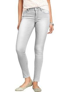 Women's The Rockstar Mid-Rise Skinny Jeans   Old Navy