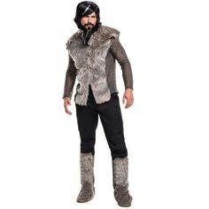 Zoolander 2: Derek Zoolander Classic Men's Adult Halloween Costume, Multicolor
