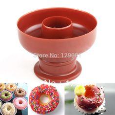 Herramientas de la hornada donuts mould cake molde de la galleta de laminado en Herramientas para Hornear de Casa y Jardín en AliExpress.com | Alibaba Group