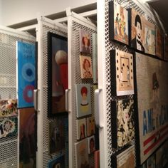 display gallery walls at @shopscad!