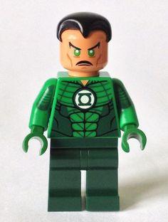 Sinestro Christo Custom Minifigure