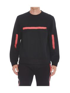 NEIL BARRETT Neil Barrett Sweatshirt. #neilbarrett #cloth #