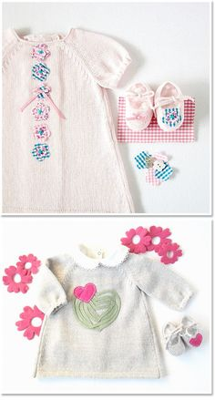 Tenderblue Hand Knits for Newborns