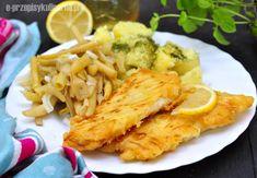 Ryba w cieście serowym | Przepisy Kulinarne