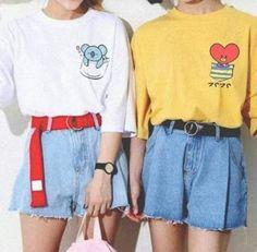 lia ᵖᵉʳˢᵒᶰᵃ on - - Rivdarg - Outfits Kpop Outfits, Edgy Outfits, Korean Outfits, Fashion Outfits, Fashion Hacks, Fashion Tips, Kpop Fashion, Korean Fashion, Fashion 2020