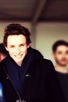 That beautiful smile :D